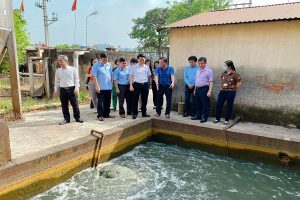 Hanoi: Only 26/70 industrial clusters have centralized wastewater treatment systems